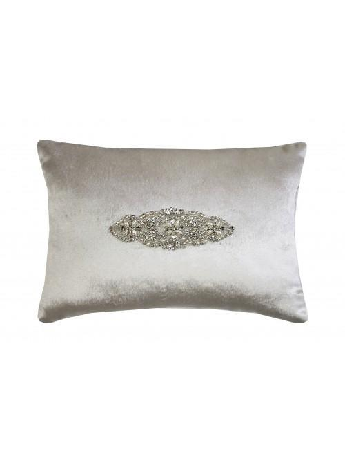 Kylie Minogue Palermo Cushion Oyster