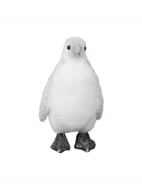 Fluff Penguin White