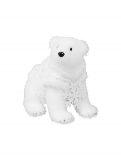 Fluff Polar Bear White
