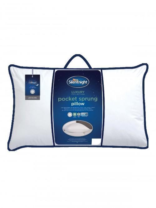 Silentnight  Pocket Sprung Pillow