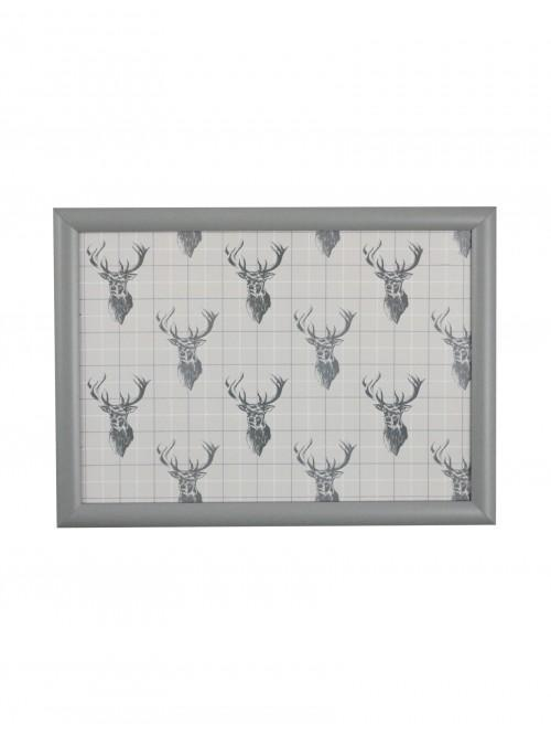 Stag Lap Tray Natural