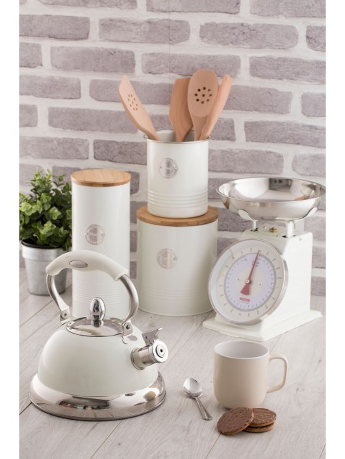 Typhoon Living Utensil Pot Cream