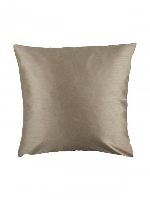 Large Valentina Feather Filled Cushion Gold
