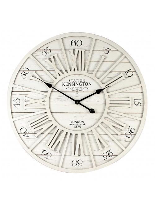 Hometime Cut out Effect Wall Clock