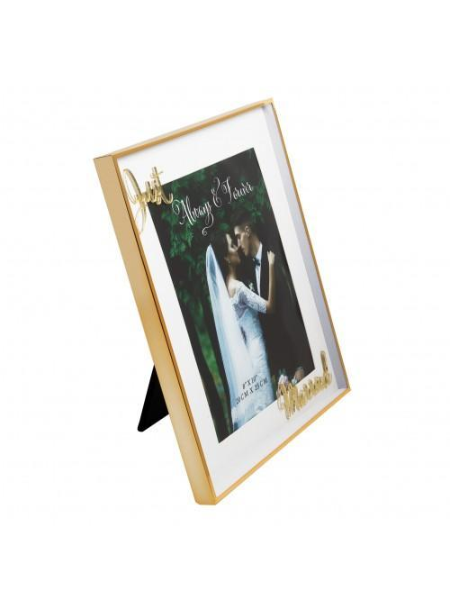 Always & Forever 'Just Married' Photo Frame 8 x 10