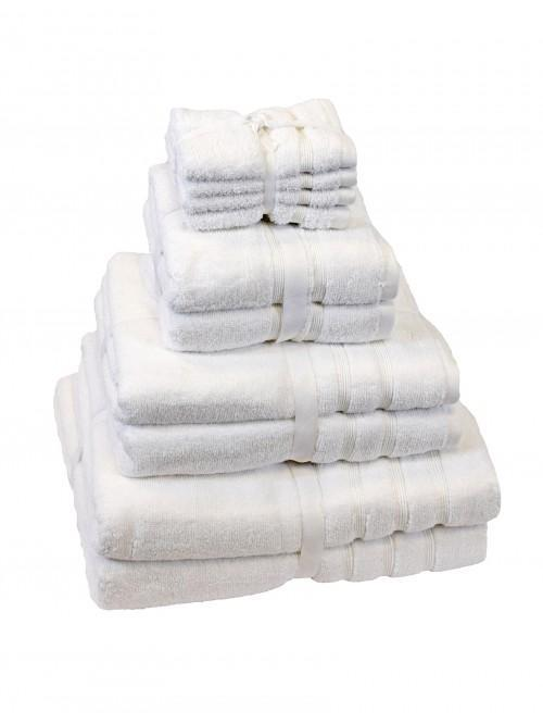 Hotel Collection Towel Range White