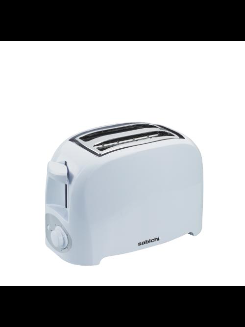 2 Slice Essential Toaster White