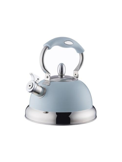 Typhoon Living Stove Top Kettle 2.5L Blue