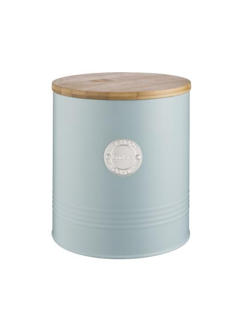 Typhoon Living Cookie Tin Blue