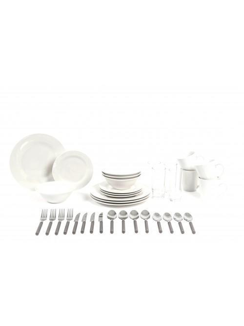36 Piece Essential Dining Set