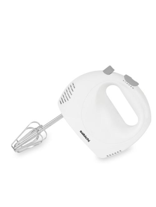 White Gloss Hand Mixer