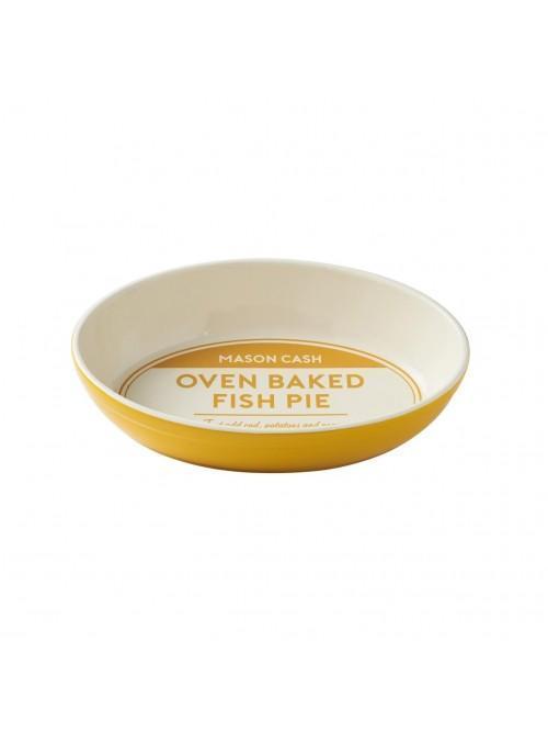 Mason Cash Baker's Authority 28cm Oval Dish