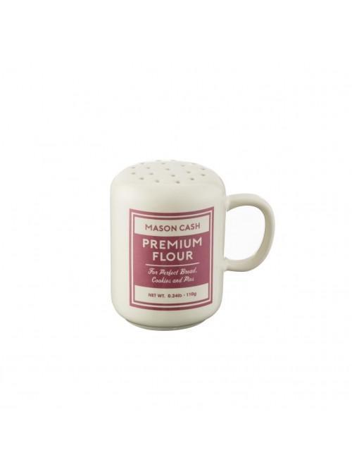 Mason Cash Baker's Authority Flour Shaker