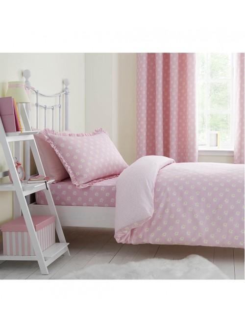 Catherine Lansfield Daisy Dreamer Bedding Collection Pink