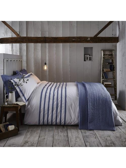 Bianca Chambray Pleats Bedding Collection