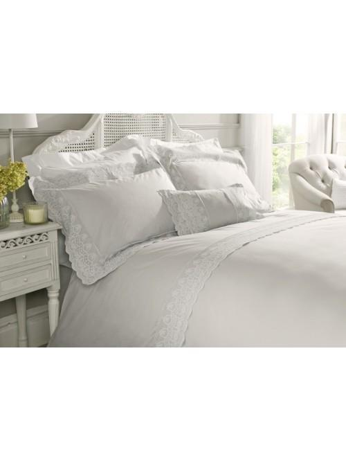 Holly Willoughby Aimee Bedding Collection Silver