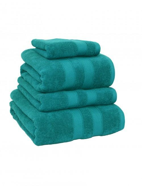 100% Cotton Egyptian Towels Aqua