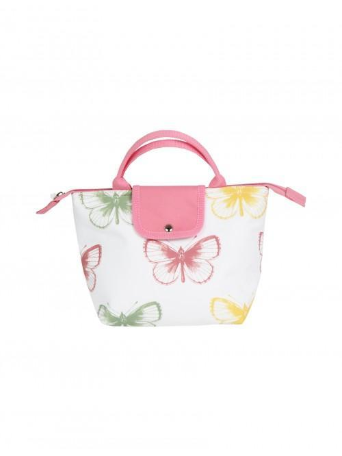 Small Butterfly Cooler Bag Multi