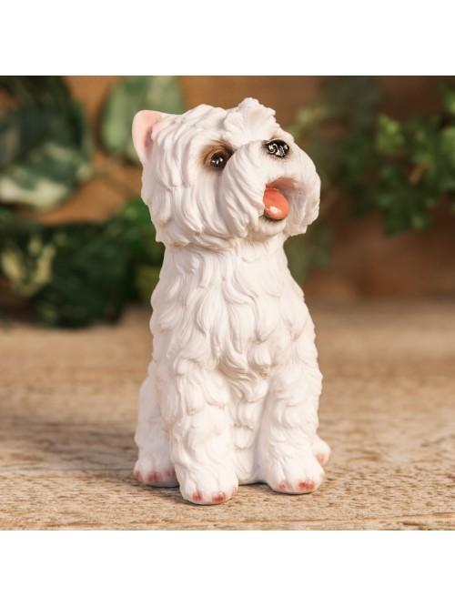 Best of Breed - West Highland Terrier Figurine