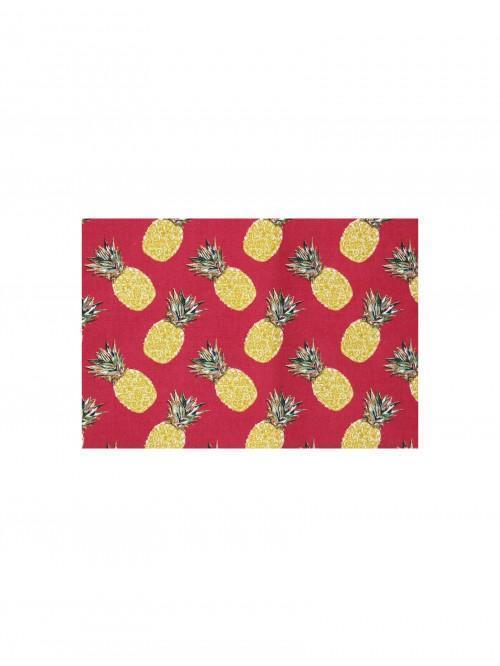 Brights Fabric Placemat Pink