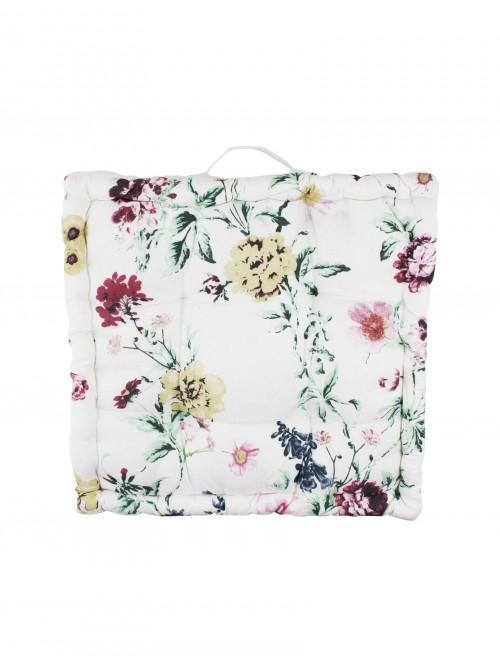 Summer Floral Carry Cushion Multi