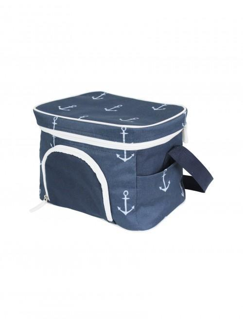 Anchor Cooler Bag Navy