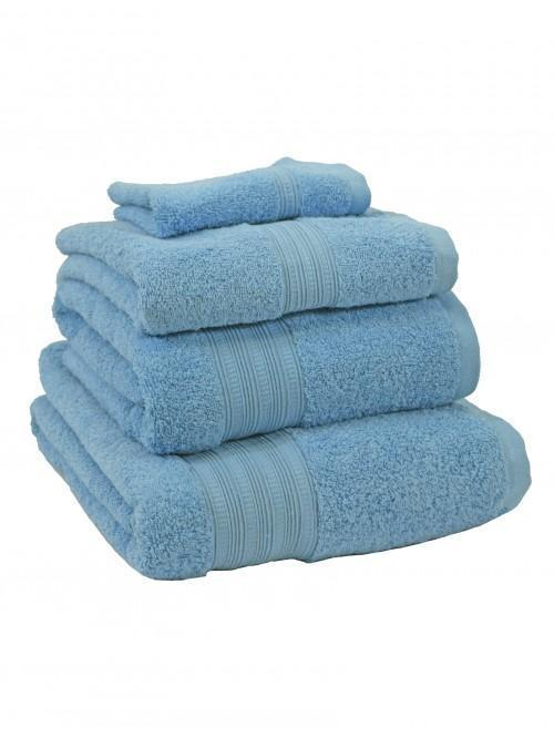 Extra Soft 100% Cotton Towels Cornflour