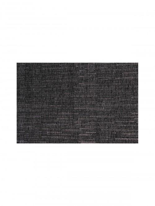 Hotel Luxe Corsica Fabric Placemat Black