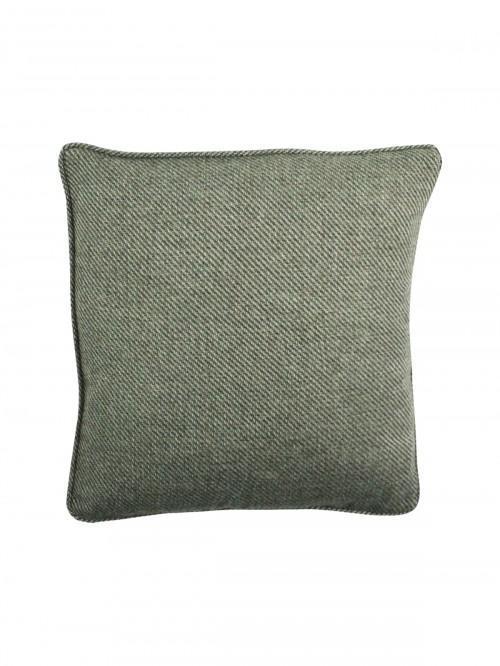 Cosy Twill Cushion Green