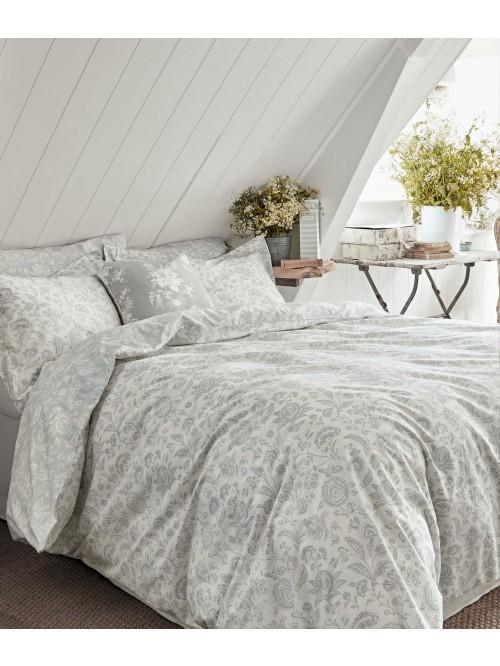 Cabbages & Roses French Toile Bedding Collection Mint