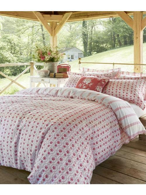 Cabbages & Roses Julia Bedding Collection Russet