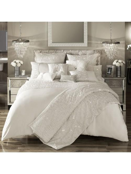 Kylie Minogue Darcey Bedding Collection Oyster