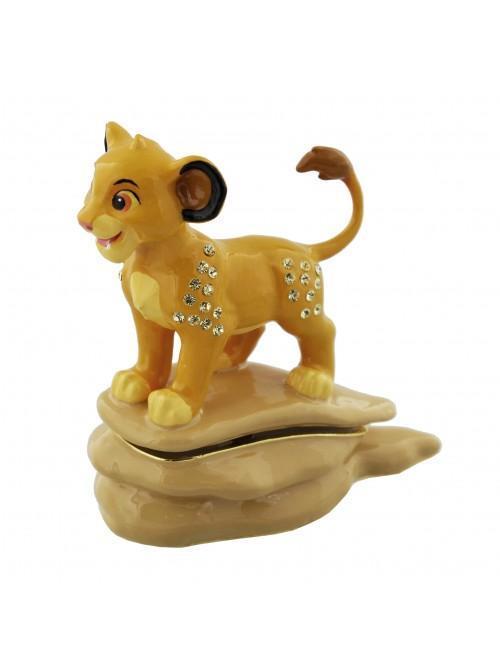 Disney Classic Trinket Box - Simba