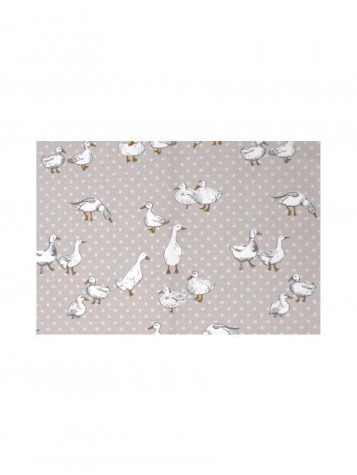 Duck Printed Fabric Placemat