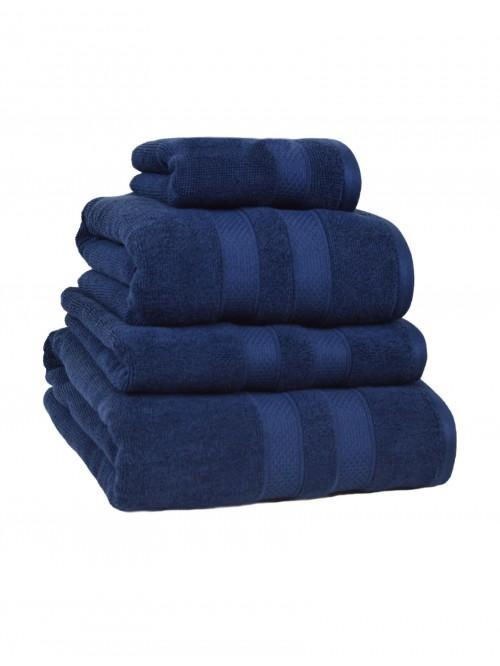 100% Cotton Egyptian Towels Navy