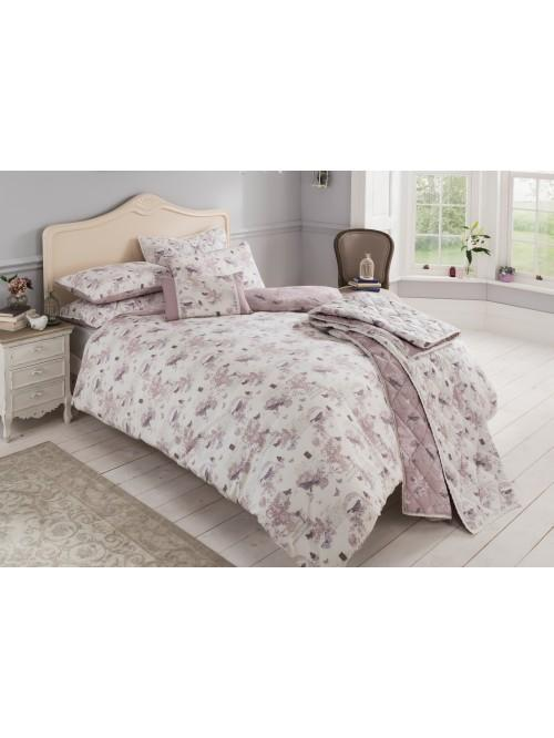 Enchantment Printed Bedding Collection Heather