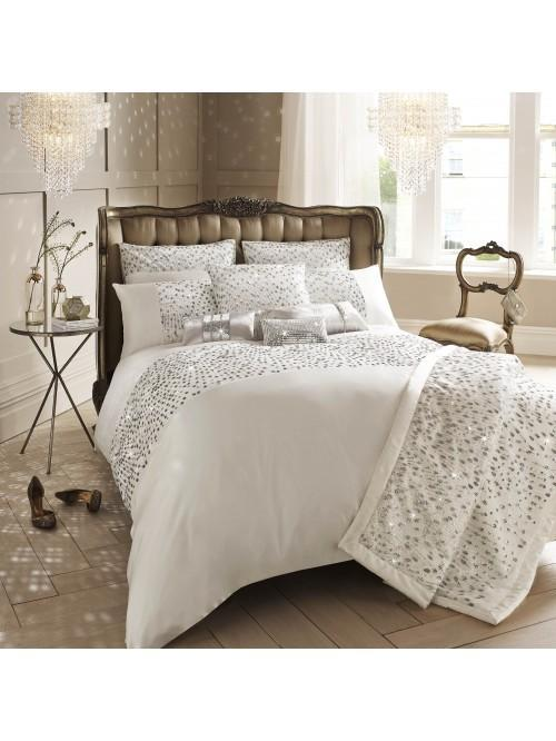Kylie Minogue Eva Bedding Collection Oyster