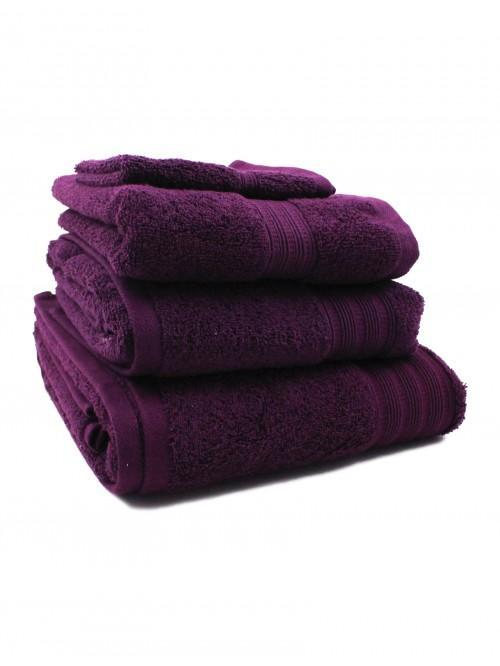 Extra Soft 100% Cotton Towels Grape
