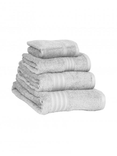 Extra Soft 100% Cotton Towels Grey