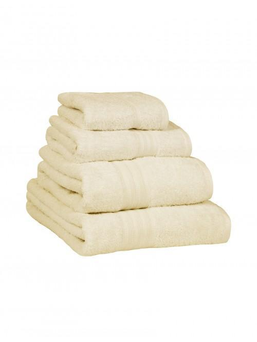 Extra Soft 100% Cotton Towels Cream