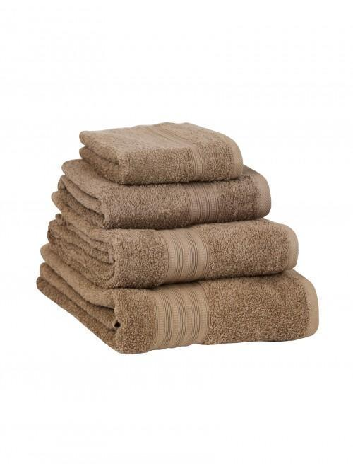 Extra Soft 100% Cotton Towels Espresso