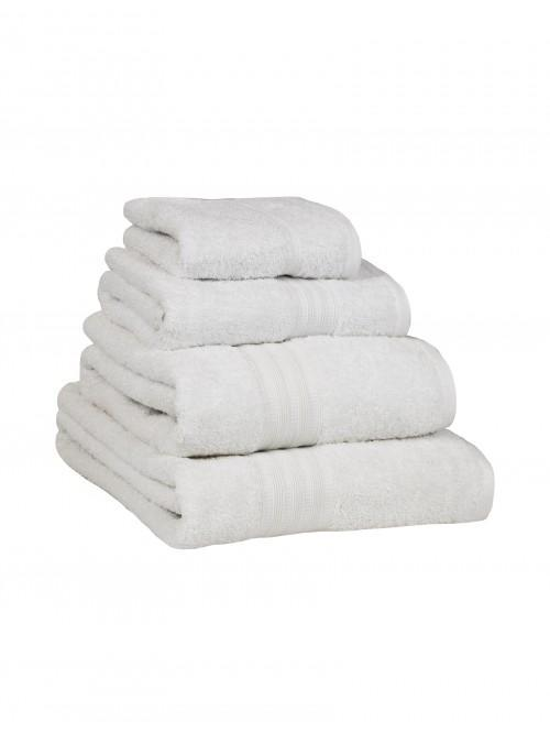 Extra Soft Towel, 100% Cotton, White