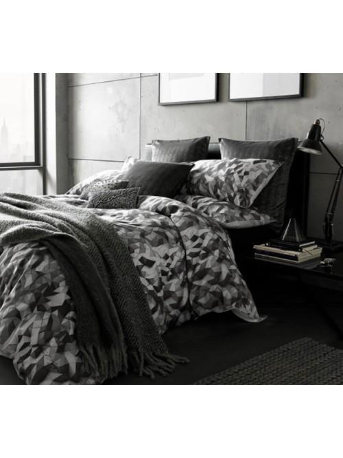 Karl Lagerfeld Facet Bedding Range Grey