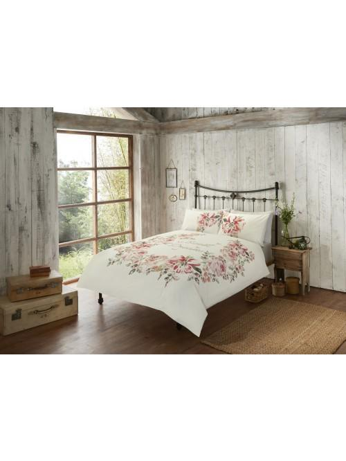 Floral Sweet Dreams Duvet Set Heather