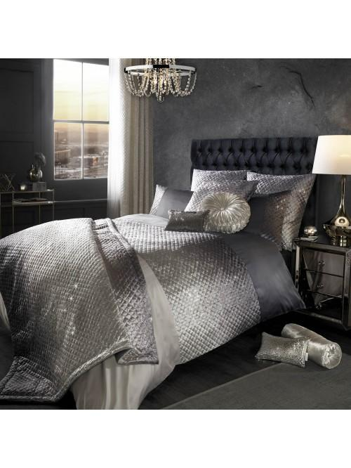 Kylie Minogue Gia Bedding Collection Slate
