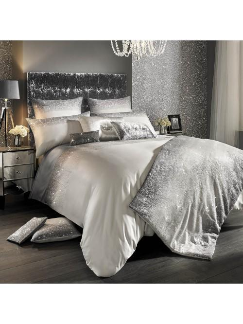 Kylie Minogue Glitter Fade Bedding Collection Silver