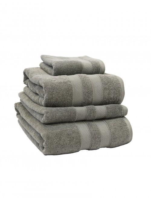 100% Cotton Egyptian Towel Grey