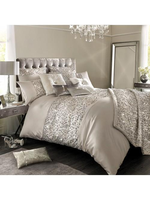 Kylie Minogue Helene Bedding Collection Nude