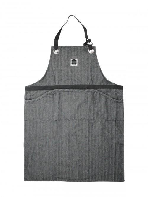 Hotel Collection Apron Grey
