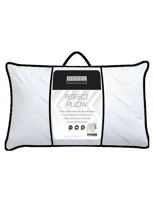 Hotel Collection Perfect Pillow (Adjustable Firmness)